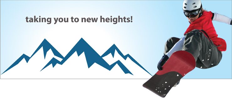 Taking you to new heights!